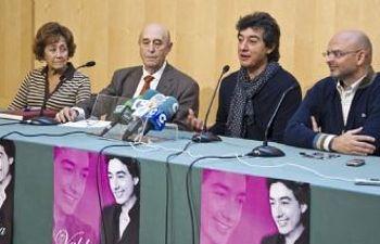 Juan Valderrama presenta el concierto benéfico que dará el día 24 de noviembre