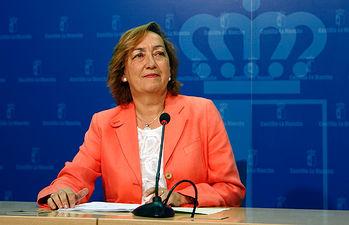 María Luisa Soriano. Foto de Archivo.