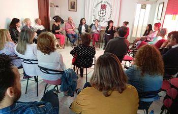 Charla Igualdad PSOE Miguelturra.