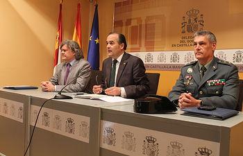 Gregorio presenta la Campaña de vigilancia de ciclistas y motoristas de la DGT que comienza hoy en Castilla-La Mancha