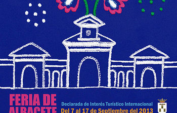 Cartel de la Feria de Albacete 2013