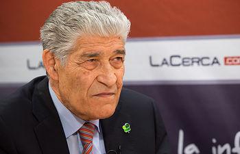 Luis Perales, presidente del CERMI de Castilla-La Mancha.