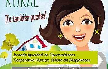 Jornada Igualdad de Oportunidades. Foto: Cooperativas Agro-alimentarias.