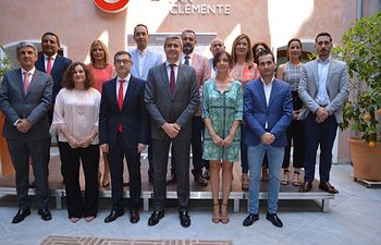 Equipo de Gobierno Diputación de Toledo.