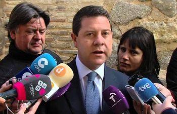 García-Page: 11-M, lo mejor la reacción sabia y responsable de la sociedad y de los familiares