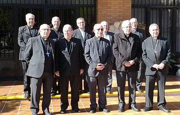 Reunión de los obispos y vicarios de la provincia eclesiástica de Toledo