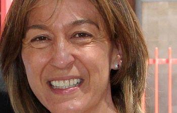 Ana Guarinos presidenta del PP de Guadalajara.