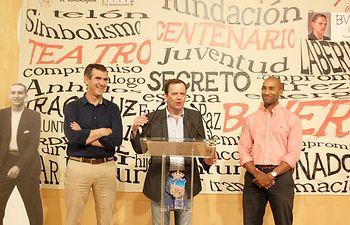 Exposición Buero Vallejo.