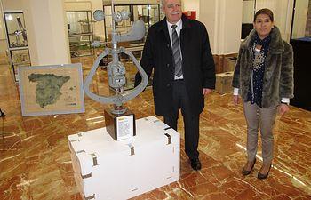 Exposición AEMET Teruel. Foto: Ministerio de Agricultura, Alimentación y Medio Ambiente