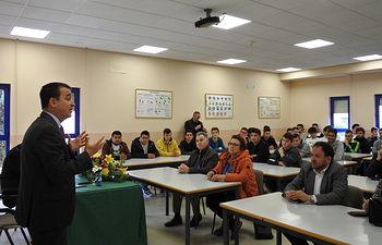 XVII Jornadas de Acercamiento a los Jóvenes de las Instituciones Públicas organizadas por EFA Moratalaz-Manzanares