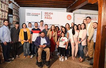 Encuentro con colectivos en Argamasilla de Calatrava (Ciudad Real)
