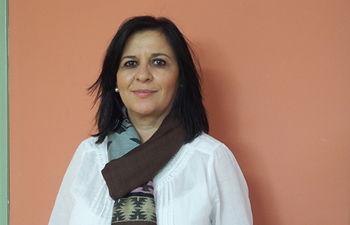 Esther Martínez, concejal de Educación en el Ayuntamiento de Cuenca.