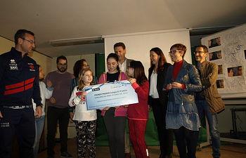 """El Colegio El Pradillo de Miguelturra consigue el primer premio del Concurso Nacional de Video """"Yo Cuido del Agua"""""""