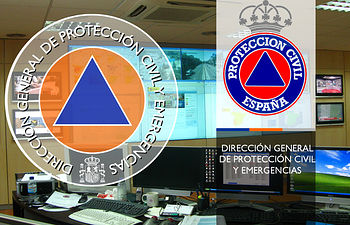 Dirección General de Proteccion Civil y Emergencias. Foto: Ministerio del Interior