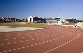 Pistas de atletismo Albacete.
