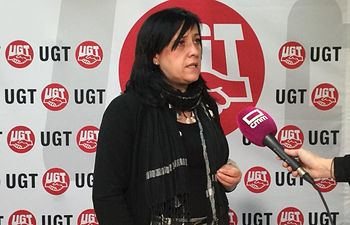 Laura Iñigo, secretaria de organización de UGT CLM