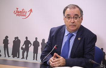 Fernando Mora, diputado PSOE CLM.