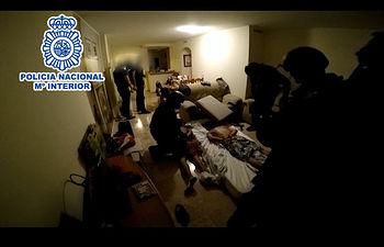 """La Policía Nacional evita que una """"oficina de cobros"""" acabe con la vida de un empresario y sus dos escoltas a cambio de 90.000 euros"""