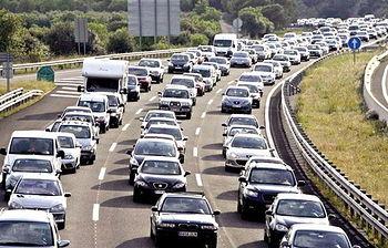 tráfico (foto archivo)