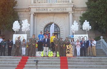 Gobierno C-LM y Ayuntamiento reconocen la labor docente de la Escuela Central de Educación Física de Toledo