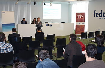 """FEDA y BBVA hacen que las empresas de Albacete conozcan la importancia de la diferenciación en el mercado """"Glocal"""""""