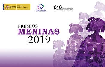 Premios Meninas 2019.