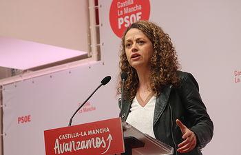 Graciela Canales, diputada nacional del PSOE por la provincia de Cuenca.