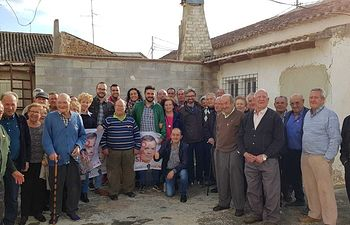Comida Agrupación PSOE Casas de Juan Núñez.