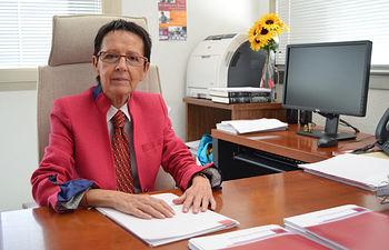 Rosario Irisarri, decana de la Facultad de Educación de Ciudad Real.