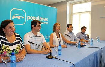 Comité Ejecutivo Provincial de Albacete - 24-07-15