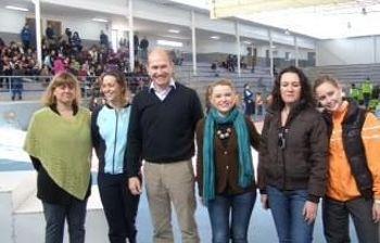 La jornada contó con la presencia de los diputados Marta Valdenebro y Javier del Río
