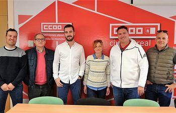 CCOO llama a trabajadores de transporte sanitario a concentrarse ante Sescam para pedir la firma del convenio del sector