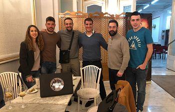 La promotora internacional NAK Associated se suma a la velada del Fight Club Albacete y Juan Salmerón