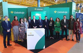 Globalcaja en Comercia 2020.