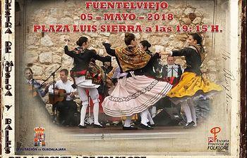 Muestra de música y bailes Fuentelviejo 2018