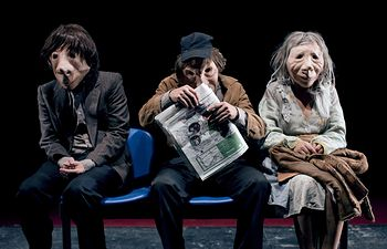 """Obra Teatral """"André y Dorine""""."""