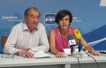 Ana Gonzalez y Porfirio Herrero