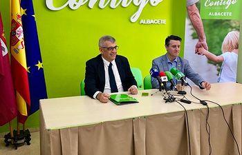 Contigo Somos Democracia Albacete.
