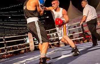 Boxeo Castilla-La Mancha.