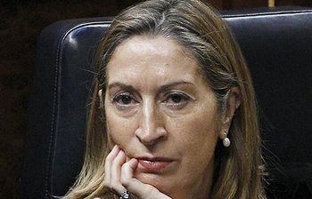 Ana Pastor (Foto EFE)