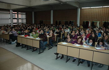 La participacion de alumnos y profesores registró un gran nivel