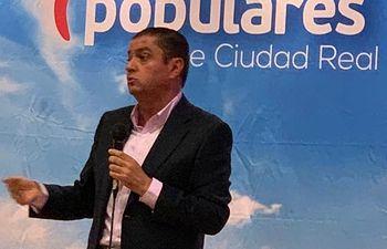 José Alberto Martín-Toledano, portavoz de los ayuntamientos gobernados por el PP en el SCIS.