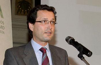 Jaime Haddad subraya la expansión exportadora del cava y su presencia en los cinco continentes. Foto: Ministerio de Agricultura, Alimentación y Medio Ambiente