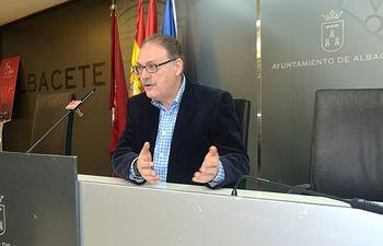 Antonio Martínez. Imagen de archivo.