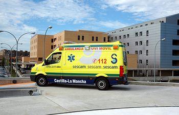 Ambulancia - Servicio 112 CLM