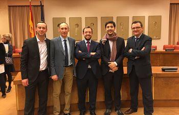Onésimo González, diputado nacional de Ciudadanos Albacete, formará parte de la Mesa de Economía y Competitividad en el Congreso