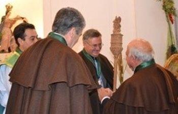 García-Tizón nombrado Patrono Gremio Hortelanos