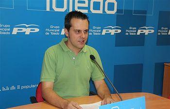 Diego Vivas en una imagen de archivo.