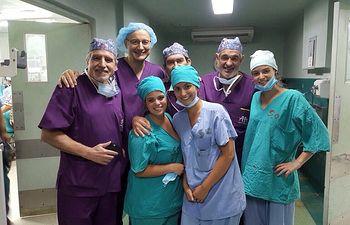 Urólogos de Toledo se desplazan a Honduras de manera solidaria para realizar de nuevo intervenciones quirúrgicas. Foto: JCCM.