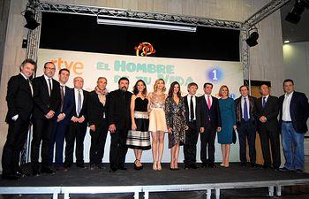 Inauguración II FesTVal de Primavera en el Teatro Circo de Albacete.